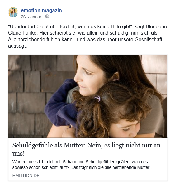 Gastbeitrag Emotion.de